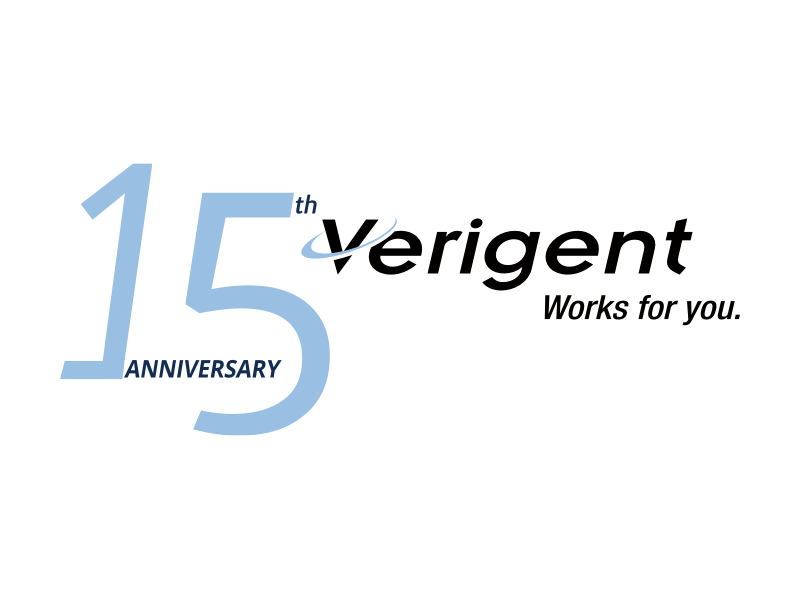 Verigent celebrates 15 Year Anniversary